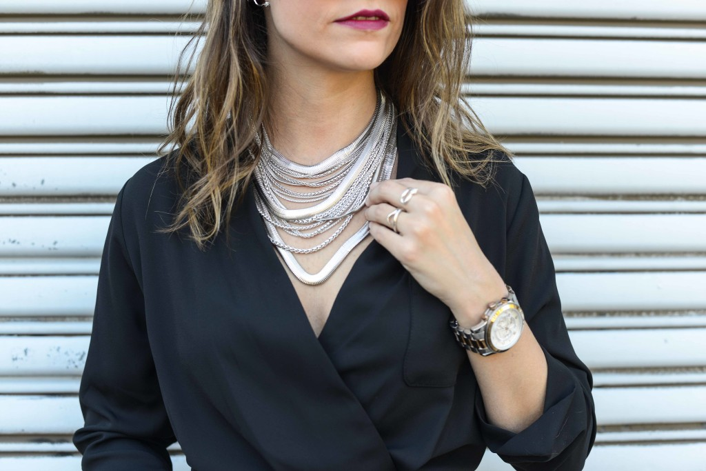KENDRA SCOTT WYLIE STATEMENT NECKLACE