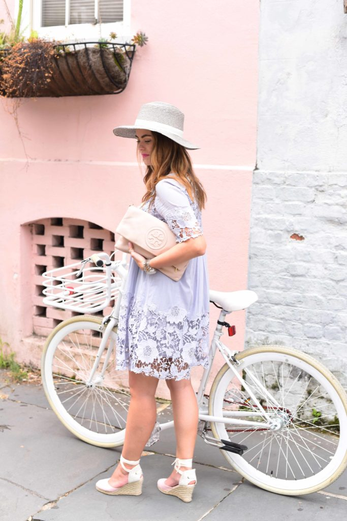 4638ff4e46a5b ANTHROPOLOGIE LACE DRESS by popular Houston fashion blogger The Styled Fox