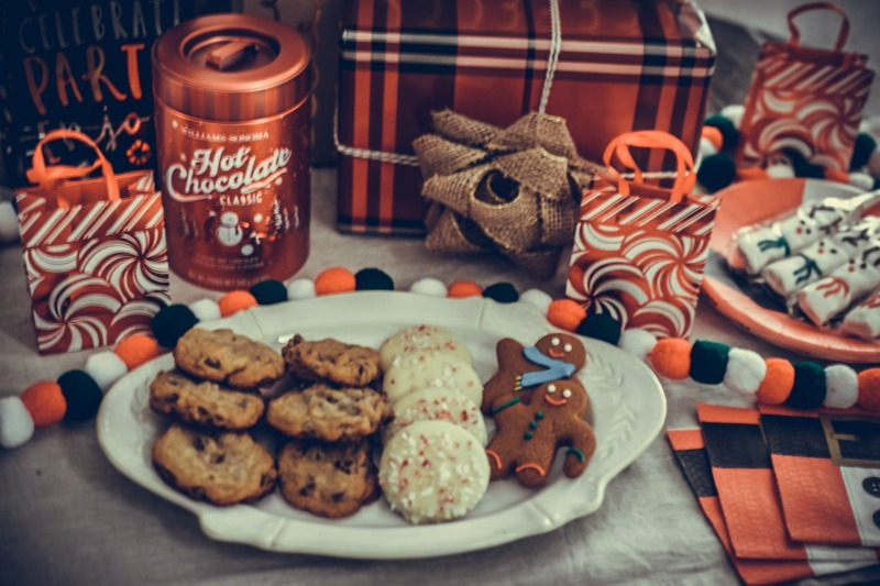 Papyrus Holiday, HOW TO THROW A CHRISTMAS COOKIE PARTY WITH PAPYRUS