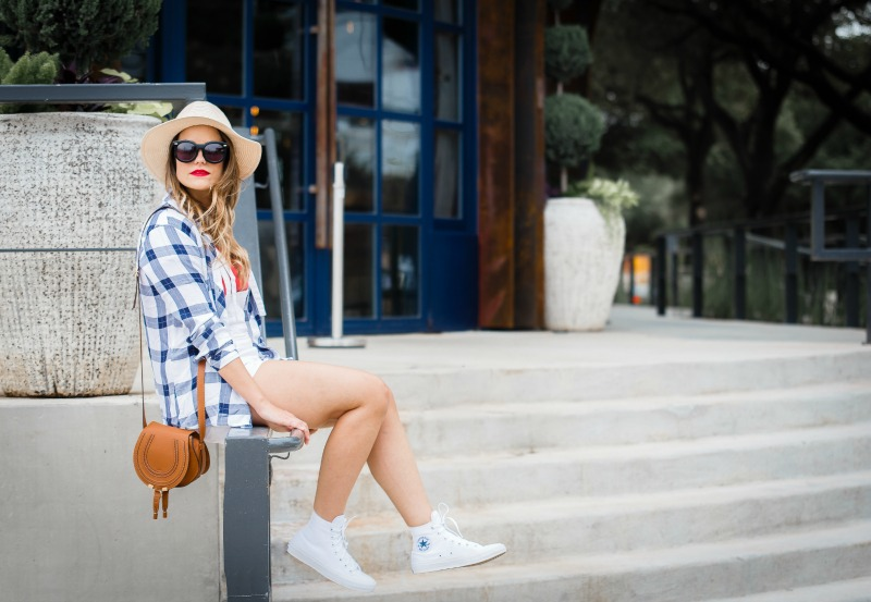 STARS AND STRIPES, FOURTH OF JULY OUTFIT INSPIRATION