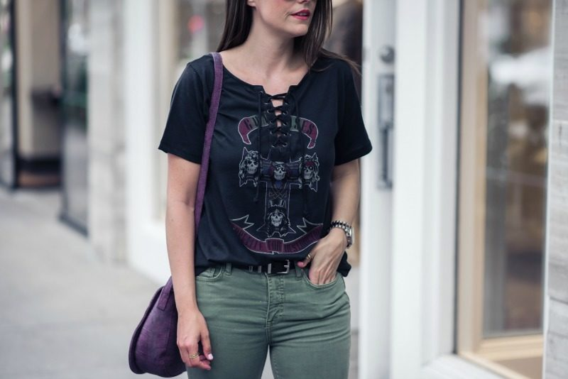 FAVORITE TEES UNDER $50 by Houston fashion blogger The Styled Fox