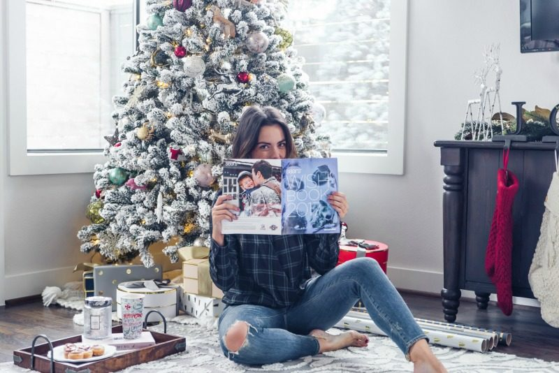 SEARS WISH BOOK by Houston style blogger The Styled Fox