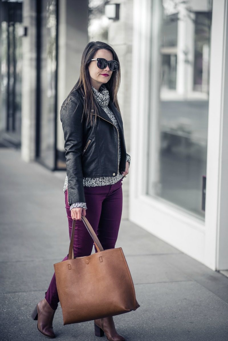 RIP CURL MARLED TURTLENECK SWEATER - MARLED TURTLENECK SWEATER by Houston Fashion blogger The Styled Fox