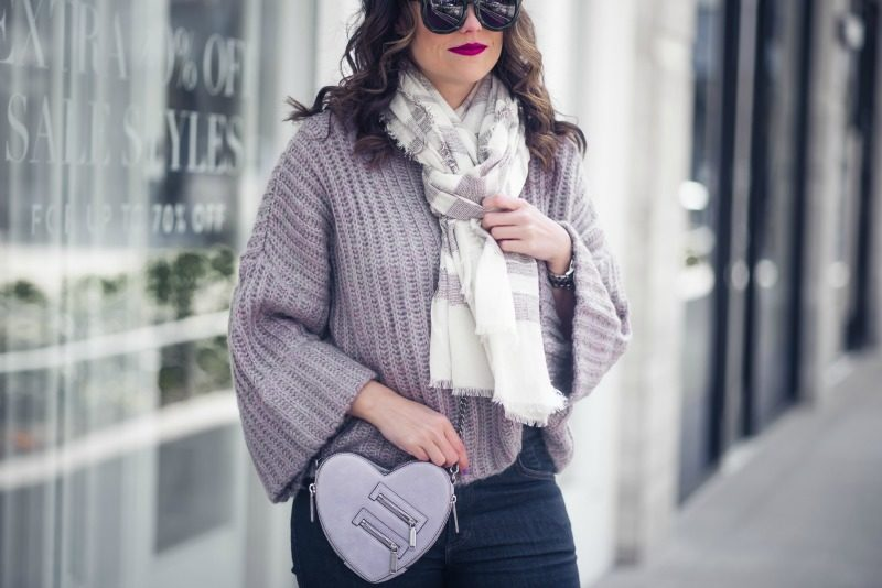 ANTHROPOLOGIE, SUNDAY IN BROOKLYN FIRESIDE PULLOVER by popular Houston fashion blogger The Styled Fox