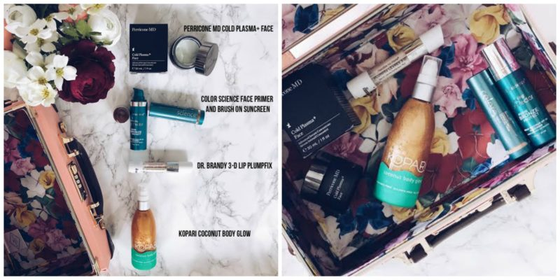VACATION BEAUTY MUST HAVES by popular Houston style blogger The Styled Fox