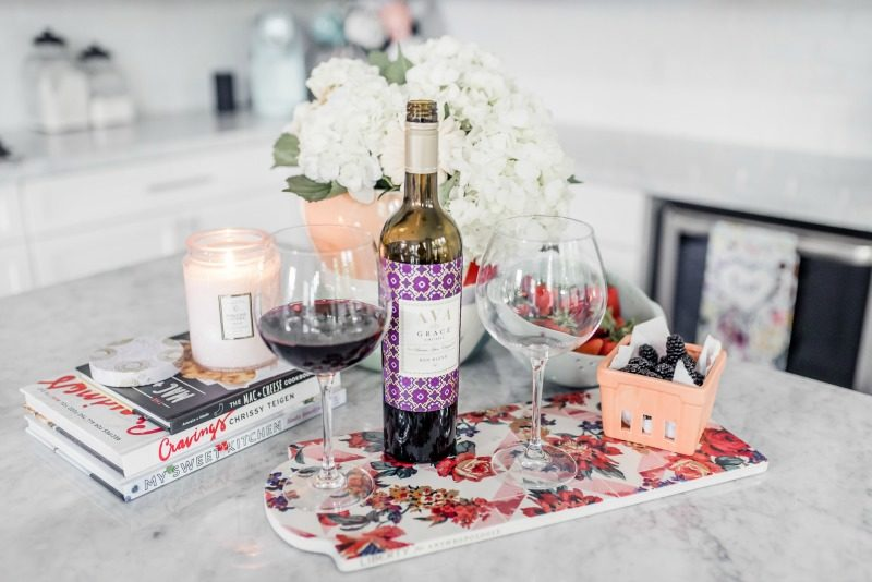 Wine Down Wednesday With Ava Grace Wine | The Styled Fox