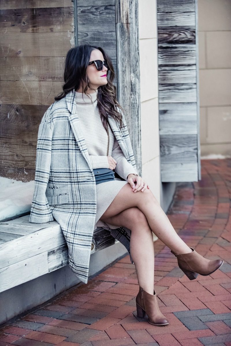 d25b4952c14 Madewell Plaid Bryant Coat