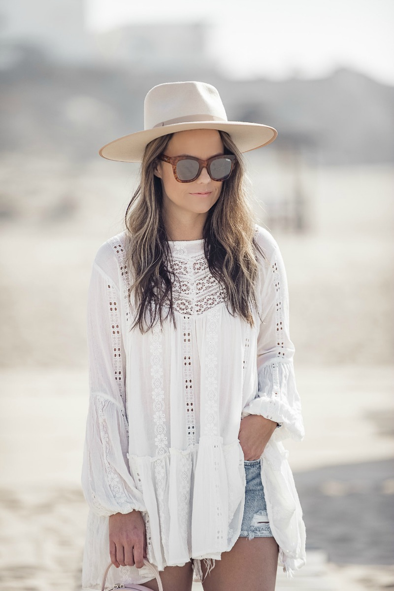 3004e7ab804 Best Free People Tops for Spring featured by top US fashion blog, The  Styled Fox
