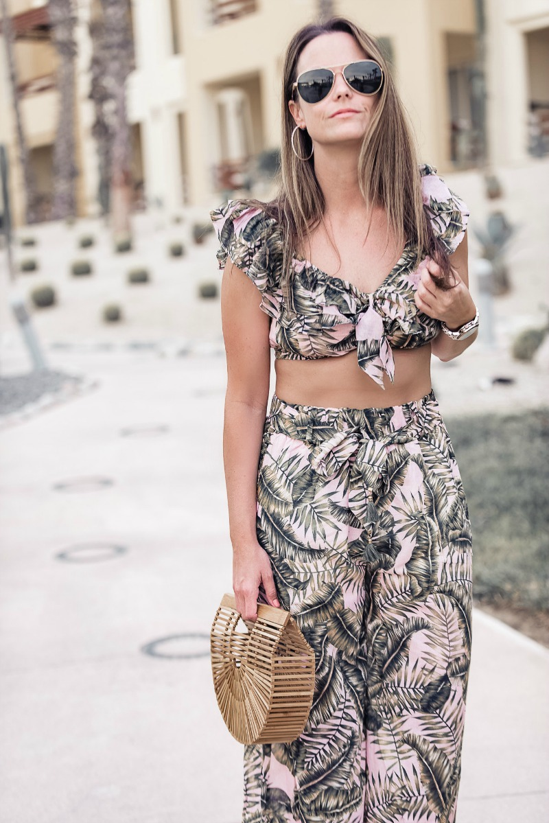90a573b63ed The tropical print for spring and summer featured by top US fashion blog