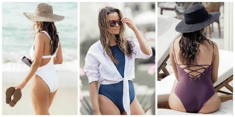 3c98184d38c Best One Piece Swimsuits For Spring Break   Fashion   The Styled Fox